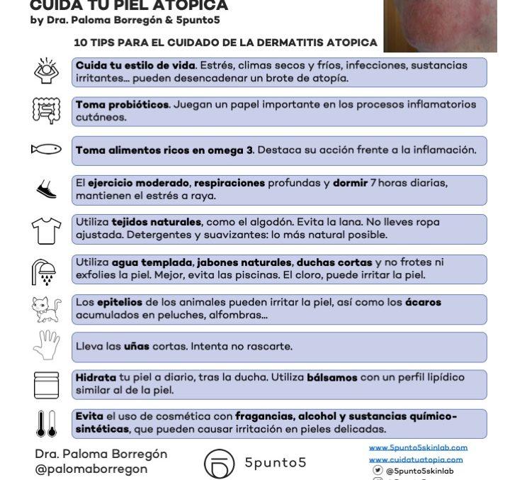 Alimentos para dermatitis atopica